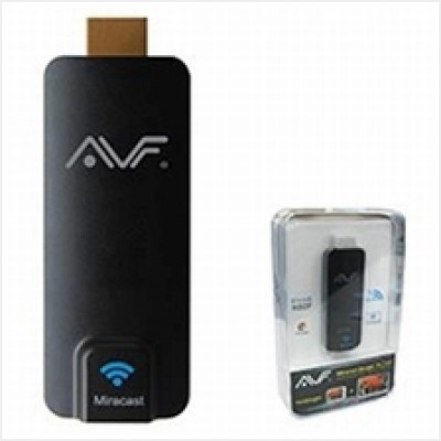 AVF Miracast Dongle (WiFi Enhanced) - A2W-II