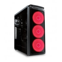 AVF Gaming Freak Druid Max Tower Case w Full Side Widow USB3.0