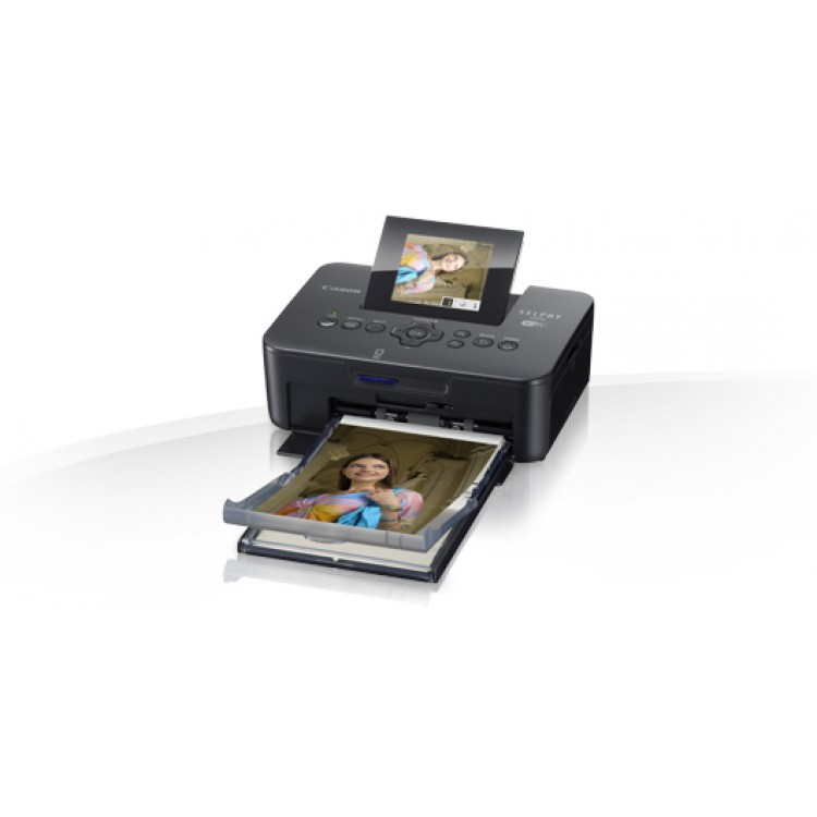 Canon Selphy CP910 Compact Photo Printer (Black)